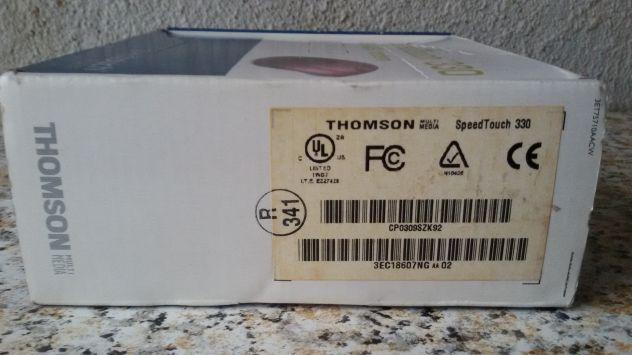 Modem SpeedTouch 330 Alcatel THOMSON. - Foto 4