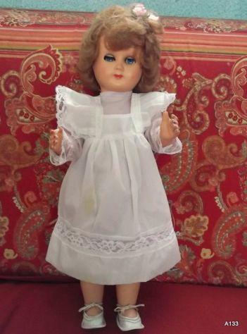 Bambola in celluloide vintage anni 50 occhi mobili anche - Mobili vintage anni 60 ...
