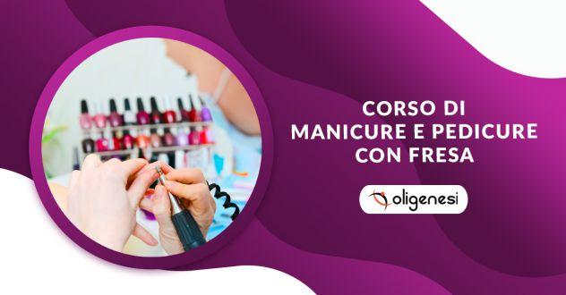 Corso di Manicure e Pedicure con Fresa a Salerno con Oligenesi