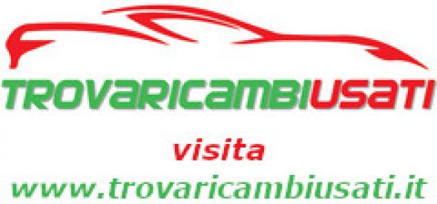 TRAVERSA PARAURTI POST.(in alluminio) CABRIO AUDI A4 (8H) Cabrio