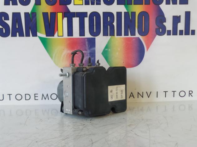 AGGREGATO ABS MERCEDES-BENZ CLASSE B (T246) (09/11)