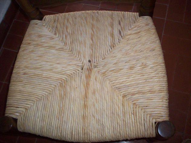 sedia poltrona spagnola - Foto 6