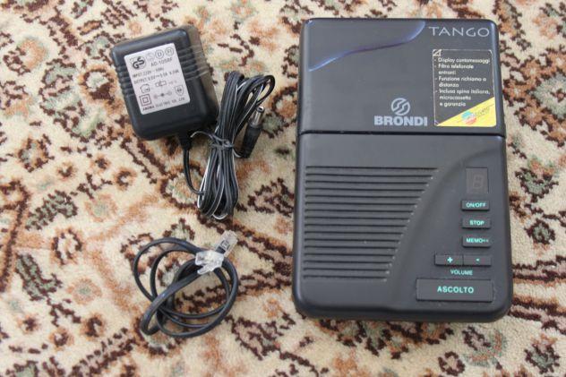 Segreteria Telefonica Vintage phone Brondi modello Tango