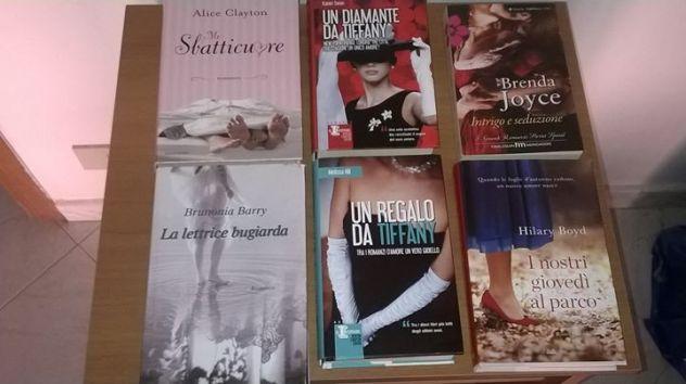 Libri vari di diverso genere e di autori famosissimi