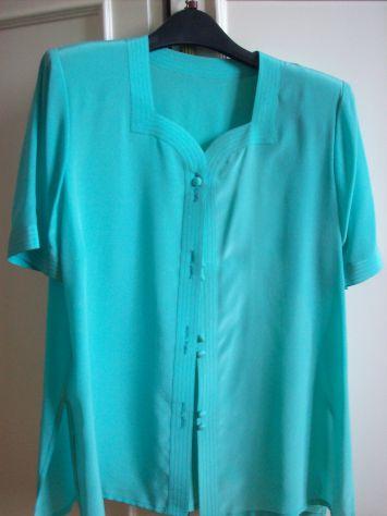 Camicie donna in seta