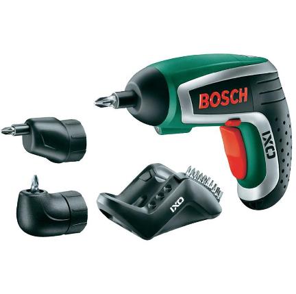 Avvitatore cacciavite a batteria IXO IV Bosch - Cardelli