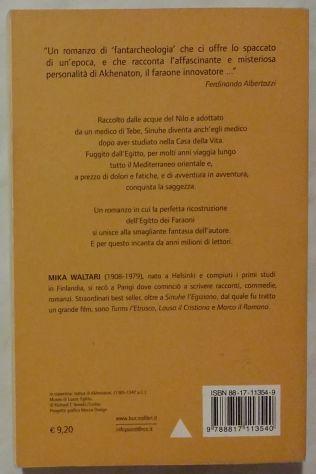 Sinuhe l'egiziano di Mika Waltari Editore: Bur 2006 nuovo - Foto 3