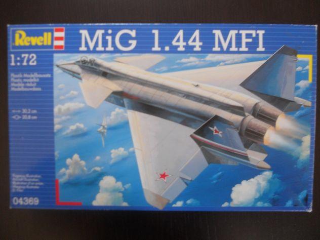 MIG  1.44  MFI  REVELL  SCALA   1/72