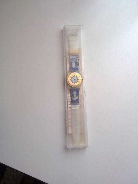 Orologio Swatch da collezione ANCHORAGE