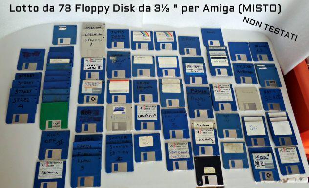 Floppy Disk per Amiga (GIOCHI) NON TESTATI da 3