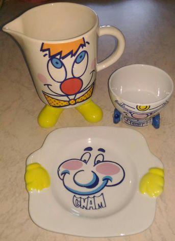 Giglio ceramiche anni '80
