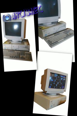 Desktop HP Vectra VL2 4/50 collezionisti
