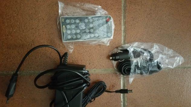 Lettore DVD portatile modello T-Logic TL DVD P1