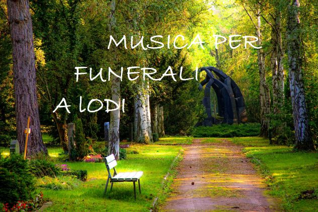 Musica funerale Lodi