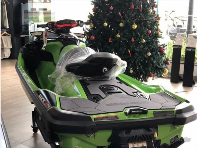 moto d'acquaSea Doo RXTX E RXPX 300 RS - Foto 6