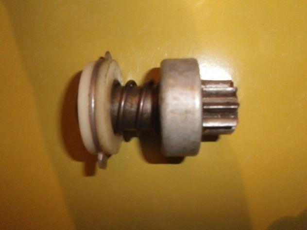 Pignone motorino avviamento Fiat 124 (9 denti) NUOVO