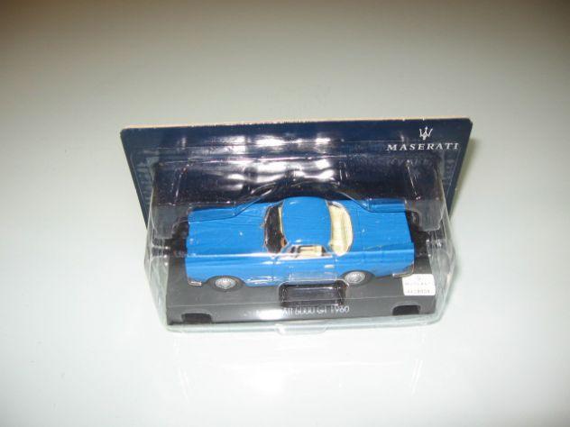 MODELLO MASERATI 5000 GT ANNO 1960 NUOVO!!!!