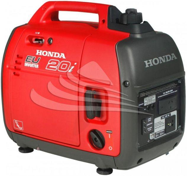 Vendesi generatore silenziato da 2kVA EU 20i HONDA Torino - Foto 2
