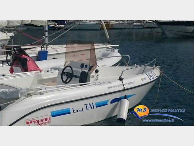 barca a motore Easy Tai 17 anno2005 lunghezza mt5 - Foto 2