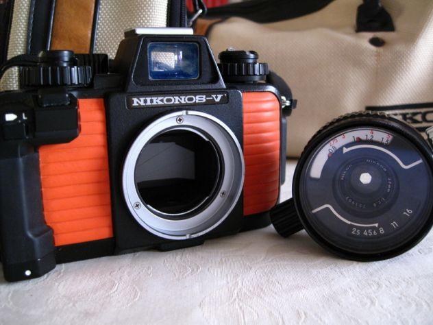 Nikonos V Flash SB103 e accessori x fotografia subacquea - Foto 6