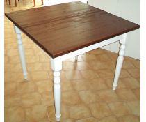Tavoli Stile Shabby Chic : Set tavoli sedie ristorante cod shabby chic annunci torino