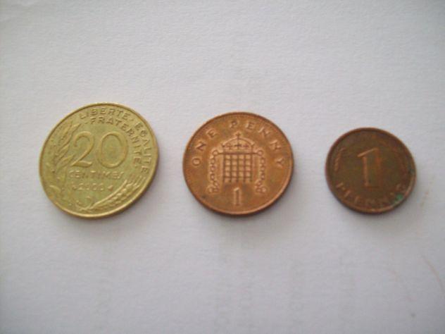 Monete straniere