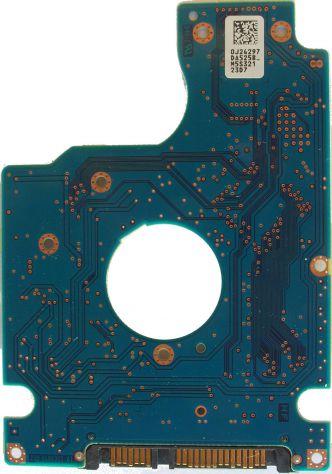 PCB Hard Disk HGST Z5K500-500 2,5'' 220 0A90351 01 Dati sulla scheda logica (in - Foto 2