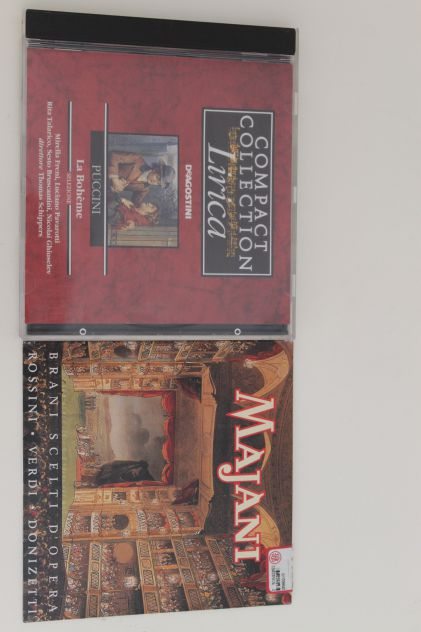 CD Musica Lirica Originali