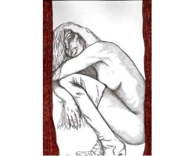 Dipinti E Disegni Nudo Artistico Bn E Colori 35 X 50 Cm Annunci Roma