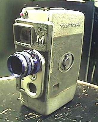 Cinepresa Yashica super 8 vintage