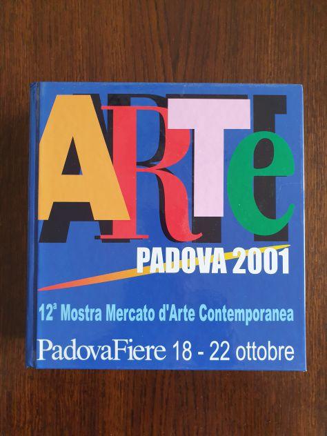 CATALOGO MOSTRA ARTE PADOVA 2001