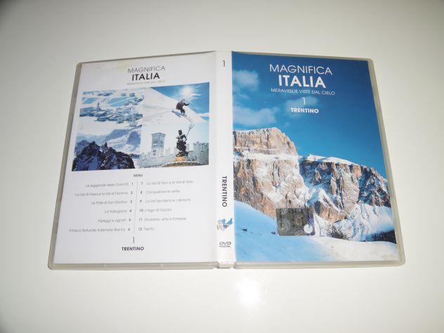 """UN DVD IN OTTIME CONDIZIONI,ORIGINALE,COMPLETO,RARISSIMO:""""MAGNIFICA IT … - Foto 10"""