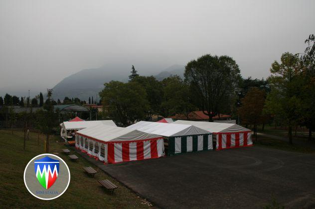 Gazebo Professionali per Adunata Alpini 2018 a Trento - Foto 7
