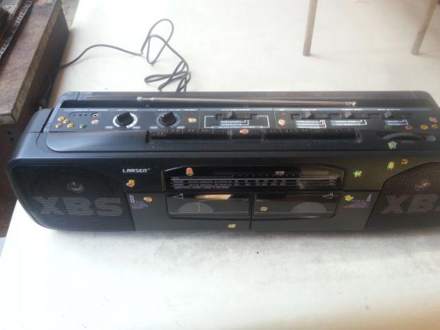 Vintage Radio stereo portatile Larsen - Foto 2