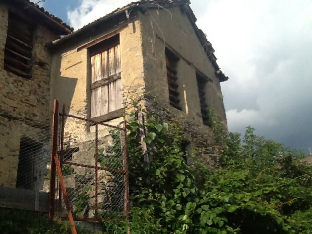 Matrimonio Rustico Lecco : Vendo rustico con orto e terreno adiacente in valsassina indovero