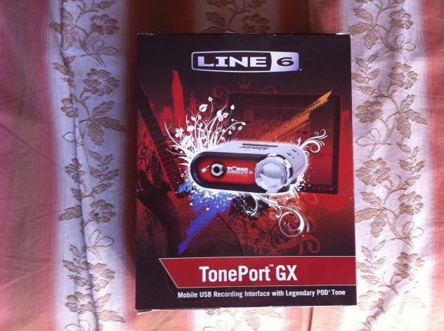 Line 6 TonePort GX - Foto 3