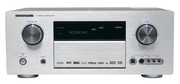 SINTOAMPLIFICATORE MARANTZ SR7001 AMPLIFICATORE AV 7.1 140Wx7 HDMI THX