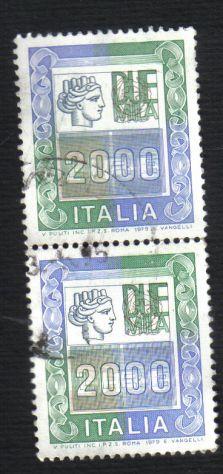 R113- FRANCOBOLLI ITALIA