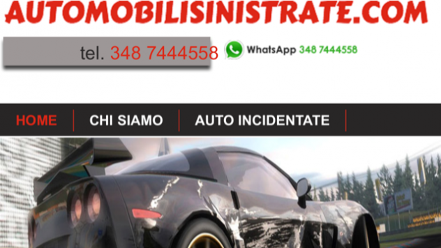 COMPRO AUTO INCIDENTATE GENOVA T.3487444558 - Foto 4
