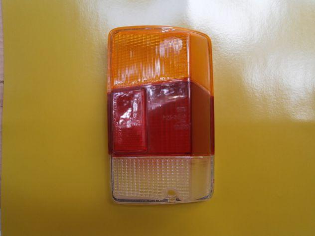 Fanale posteriore Fiat 126 black red brown lato destro NUOVO