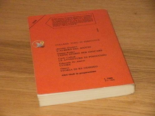 CUORE, EDMONDO DE AMICIS, EDITRICE PICCOLI 1984. - Foto 4