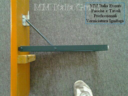 300 set panche e tavoli pieghevoli professionali per sagre noleggio - Foto 5