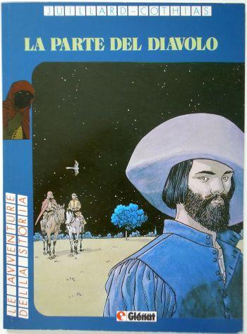 Serie Le 7 vite dello Sparviero, collana Avventure della storia di Glenat - Foto 4