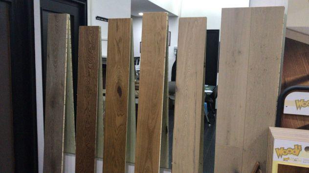 tavole di pavimento in legno