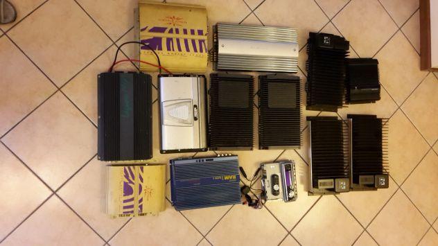 amplificatore autoradio