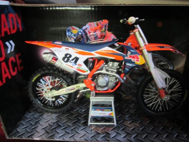 Modellino moto Herlings