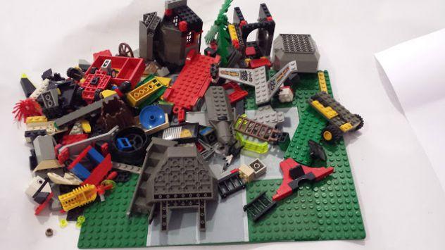 GIOCATTOLI LEGO ( PEZZI SFUSI VARI COLORI )