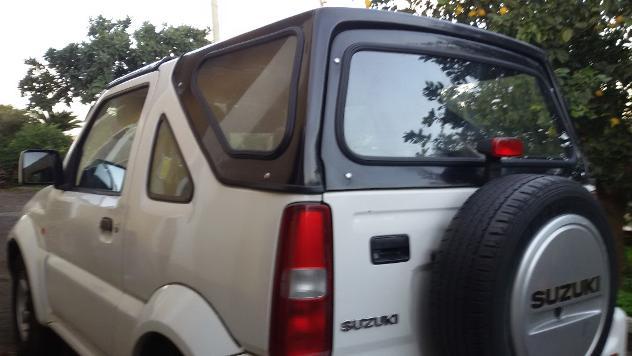 Hard top rigido per Suzuki Jimny (((( NUOVO )))) - Annunci Catania e84e91d0f679