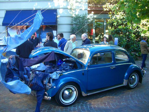 Noleggio MAGGIOLINO 1962 per Matrimoni, eventi ecc ... - Foto 2