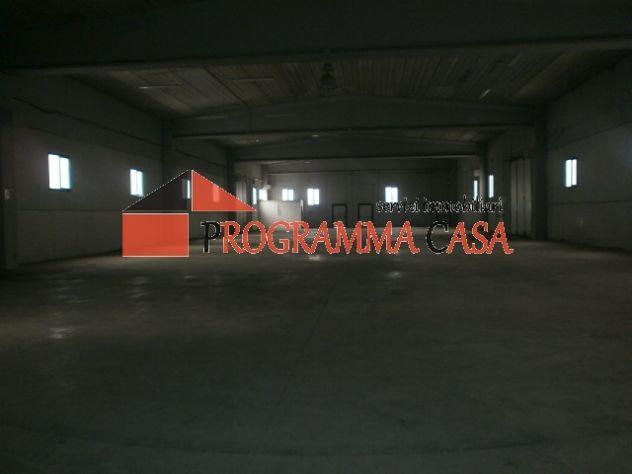 Capannone industriale in vendita a Pomezia via vaccareccia c11 - Foto 3